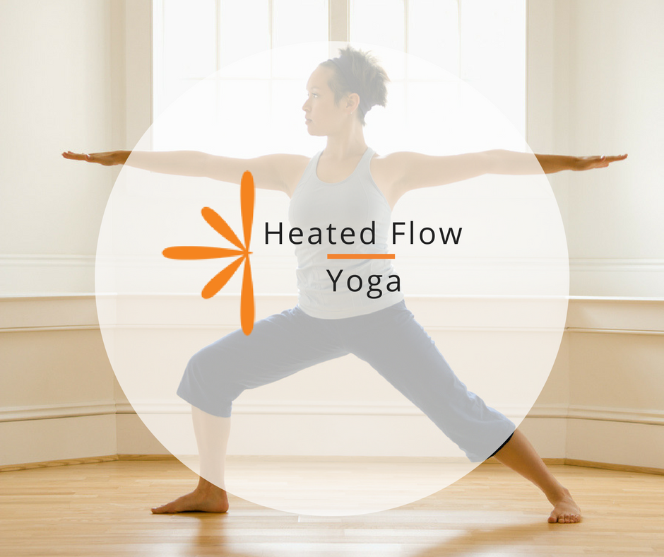 Heated Flow Yoga – Kerry M.