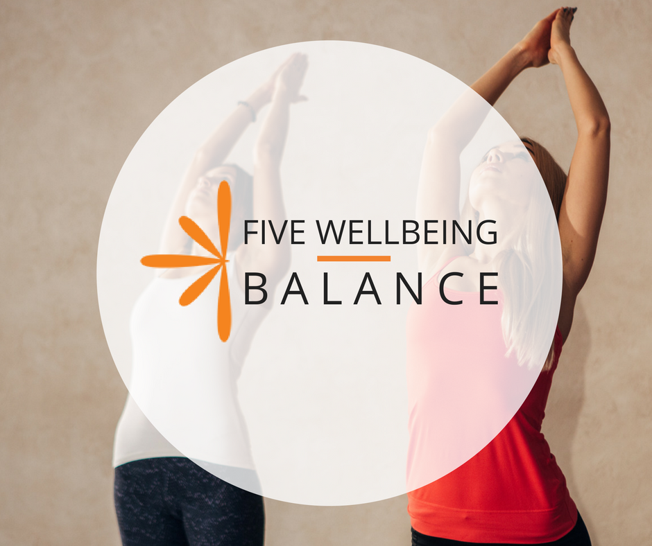 Five Wellbeing Balance – Tori F.